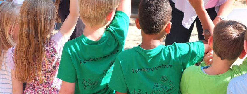 Kindergarten Flüchtlinge Kinder