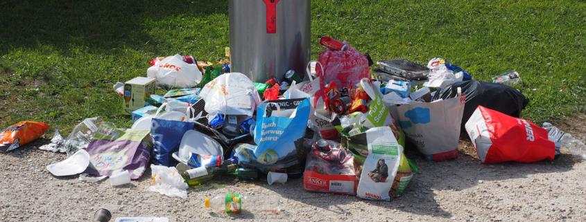 Stadt Willich Müll Problem