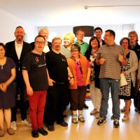 20161108 Besuch der Lebenshilfe in Wekeln
