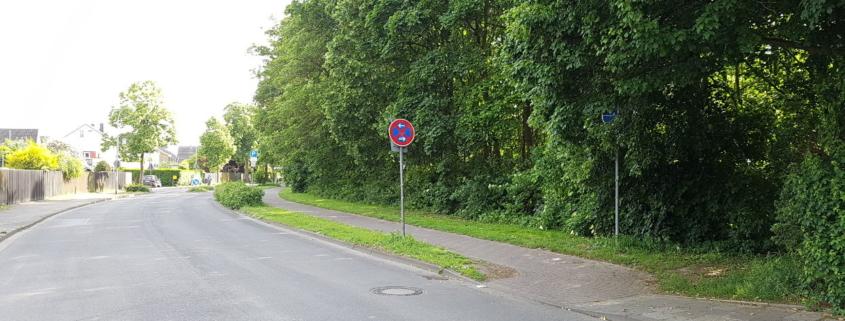 CDU Antrag Radweg Willich