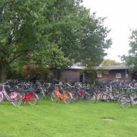 Fahrradständiger Freizeitzentrum Willich