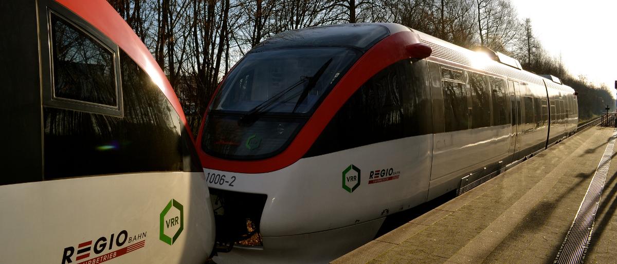 Wir wollen die Verlängerung der Regiobahn von Kaarst, über Schiefbahn und Neersen bis in die Stadt Viersen.